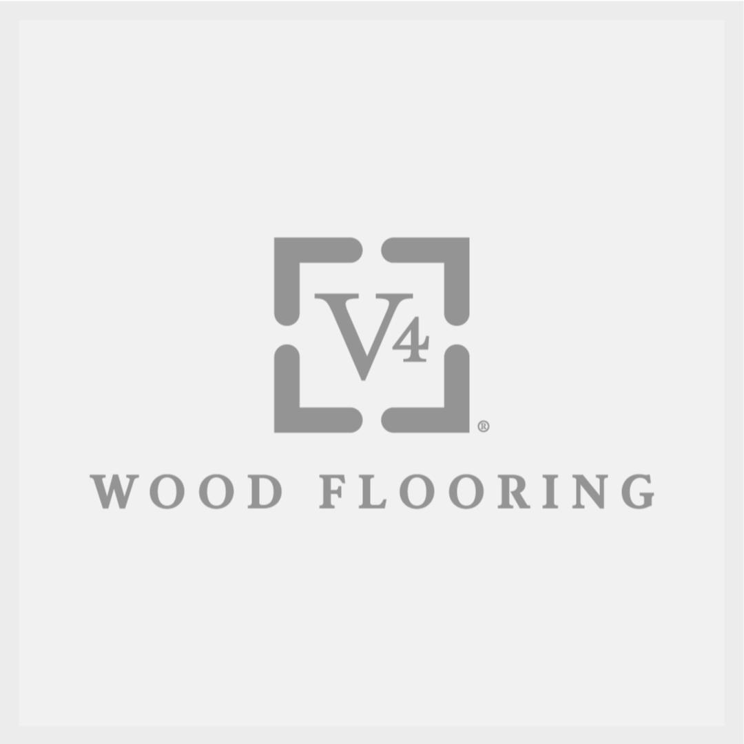 V4 Wood Flooring Logo